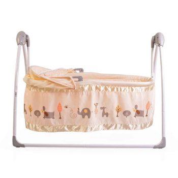 κουνια μωρού με ρεύμα