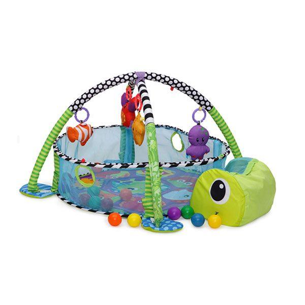 γυμναστηριο χελωνιτσα βρεφικο