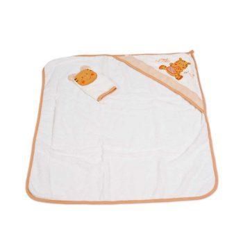βρεφικη πετσετα μπανιου