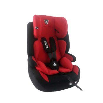καθισμα αυτοκινητου moni red