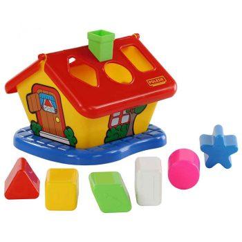 παιχνιδι με σχηματα