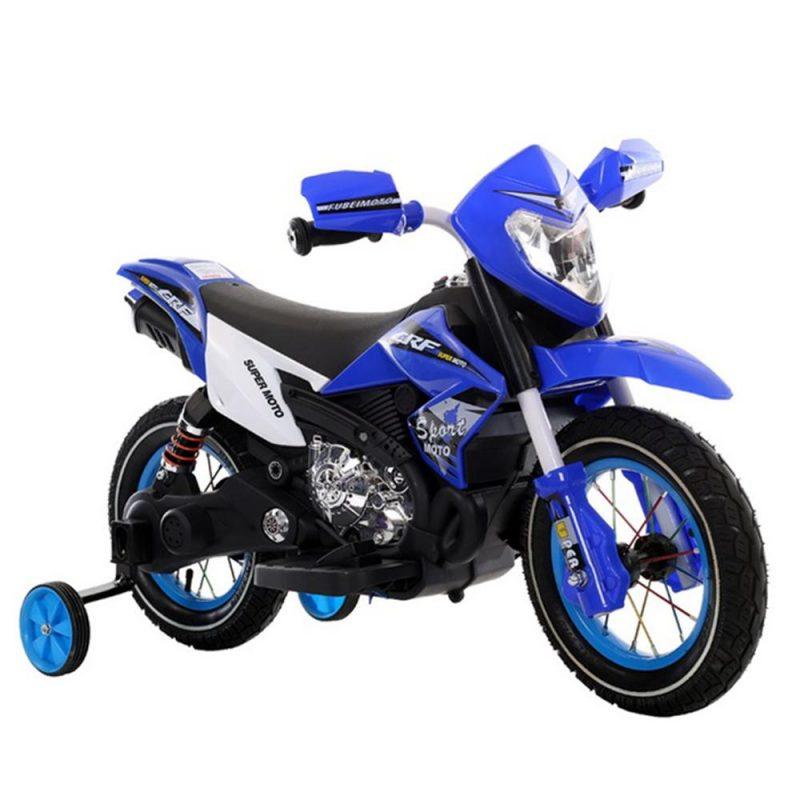 ΗΛΕΚΤΡΟΚΙΝΗΤΗ ΜΗΧΑΝΗ – MONI BO SUPER MOTO BLUE