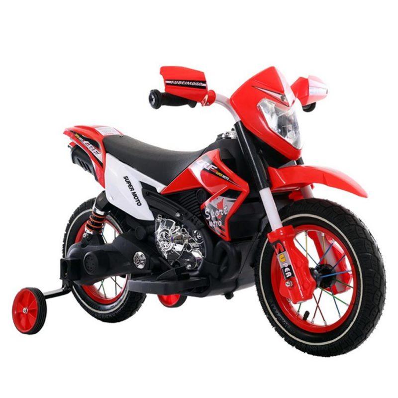 ΗΛΕΚΤΡΟΚΙΝΗΤΗ ΜΗΧΑΝΗ – MONI BO SUPER MOTO RED