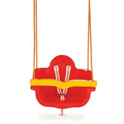 Παιδική Κούνια Με Σχοινιά - Pilsan Cradle Jumbo 06138 Red