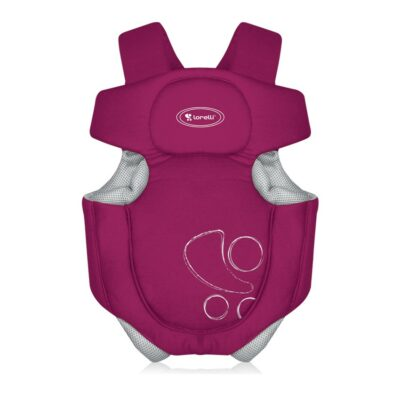 Μάρσιπος - Lorelli Baby Carrier TRAVELLER Red