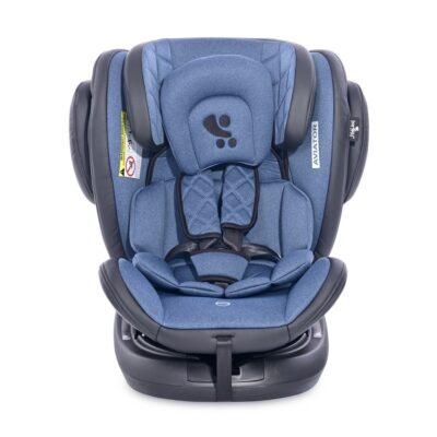 Καθισματάκι Αυτοκινήτου με Σύστημα ISOFIX – Lorelli AVIATOR SPS Isofix 0-36kg Black&Blue 2021