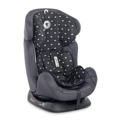 Καθισματάκι Αυτοκινήτου – Lorelli GALAXY 0-36kg Black Crowns 2021