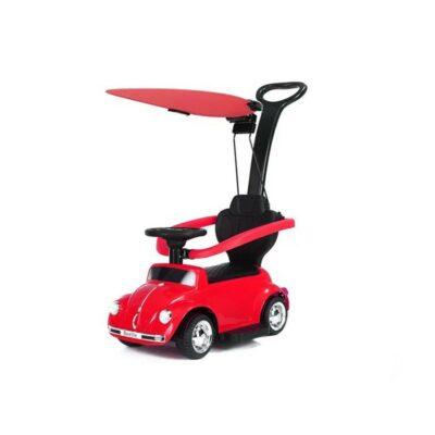 Παιδικό Ηλεκτρικό Αυτοκίνητο Baby Adventure Licensed Volkswagen Beetle Red