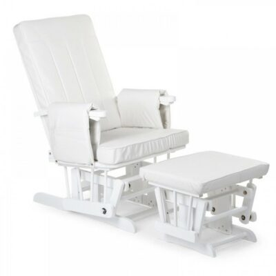 Πολυθρόνα Θηλασμού Λευκή - Baby Adventure BR70436