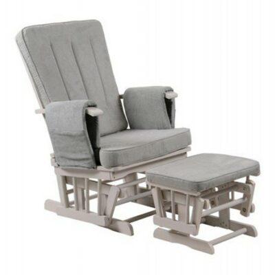 Πολυθρόνα Θηλασμού Γκρι - Baby Adventure BR70437
