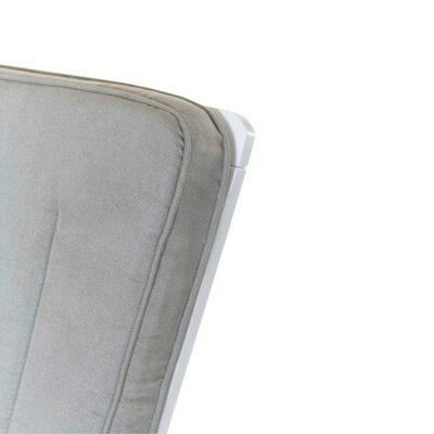 Πολυθρόνα Θηλασμού Λευκή/Γκρι - Baby Adventure BR71020
