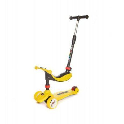 Παιδικό Πατίνι Scooter - Baby Adventure 21st Yellow