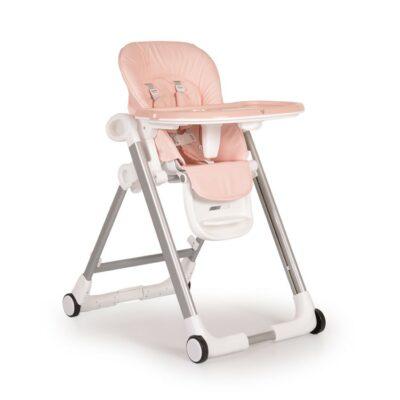 Καρεκλάκι Φαγητού - Cangaroo Baby High Chair Brunch Pink