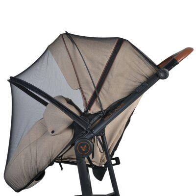 Κουνουπιέρα για καρότσι - Cangaroo Mosquito net black