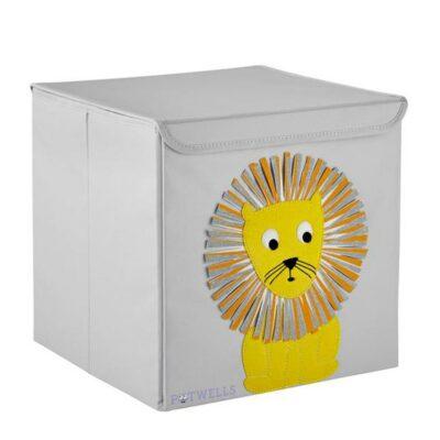 Potwells – Κουτί αποθήκευσης Λιοντάρι