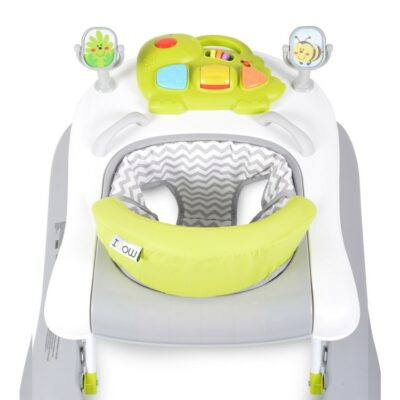 Βρεφική Περπατούρα-Στράτα - Cangaroo Baby walker Walker Ramble 2in1 Green