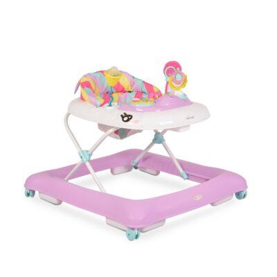 Στράτα - Cangaroo Baby walker Unicorn Pink