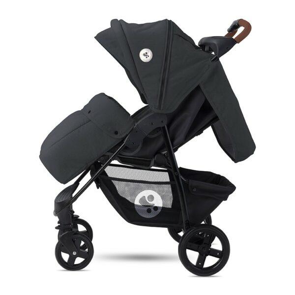 Καρότσι βόλτας με ποδόσακο - Lorelli stroller DAISY Black