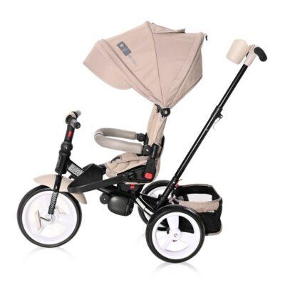 Τρίκυκλο ποδήλατο - Lorelli Tricycle Jaguar Beige IVORY Eva wheels