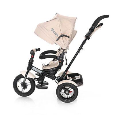 Τρίκυκλο Ποδηλατάκι - Lorelli NEO Air Wheels Beige IVORY 2021