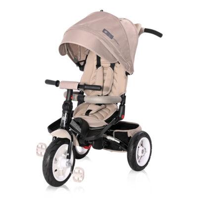 Τρίκυκλο Ποδήλατο - Lorelli Tricycle JAGUAR /Air Wheels/ IVORY 2021