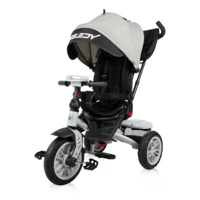 Lorelli Tricycle SPEEDY Grey&Black