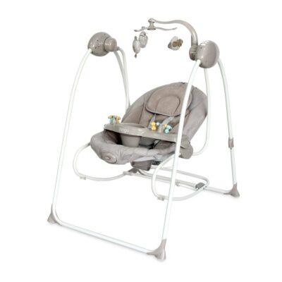 Βρεφικό Ηλεκτρικό Ρηλάξ & Κούνια 2 σε 1 - Lorelli Baby Swing TANGO String STARS