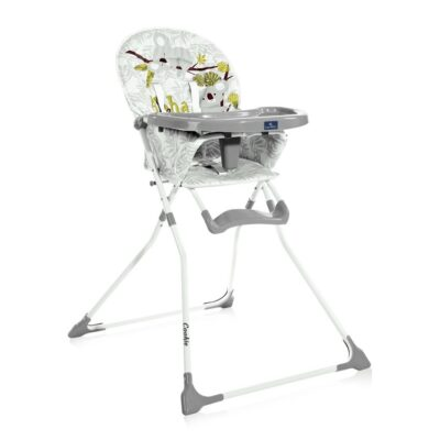 Καρεκλάκι Φαγητού - Lorelli Feeding Chair COOKIE Grey KOALAS