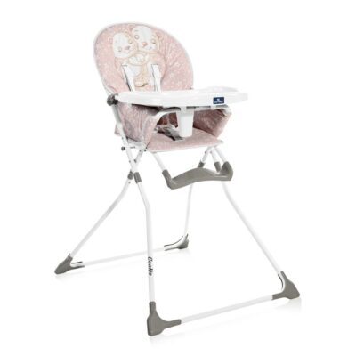 Καρεκλάκι Φαγητού - Lorelli Feeding Chair COOKIE Pink BEARS