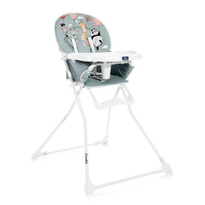 Καρεκλάκι Φαγητού - Lorelli Feeding Chair COOKIE Green BIRTHDAY