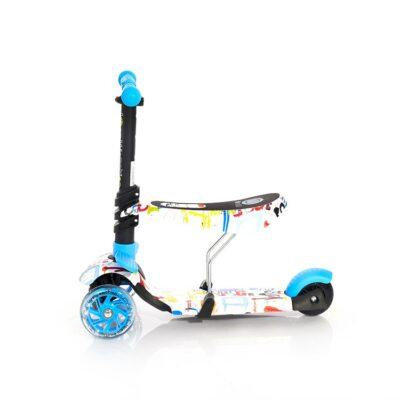 Τρίτροχο Πατίνι με κάθισμα - Lorelli Scooter SMART TRACERY 2021