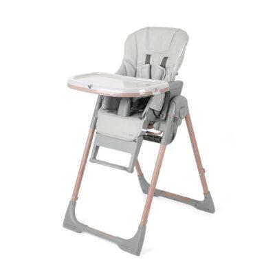Καρεκλάκι Φαγητού - Cangaroo High chair Aspen grey 3801005150595