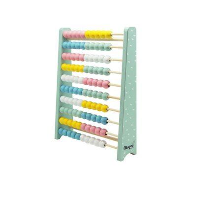 Ξύλινος Άβακας - Magni Wooden counting frame