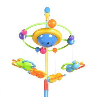 Μουσικό Παιχνίδι Κρεμαστό Κούνιας με Προτζέκτορα - Moni Toys Orbit TL016