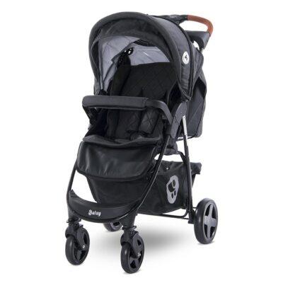 Παιδικό Καρότσι 2 σε 1 - Lorelli DAISY SET BLACK