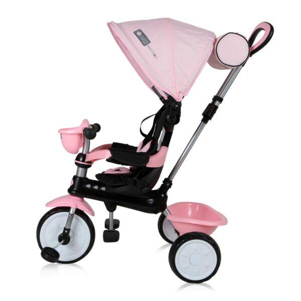 Τρίκυκλο ποδηλατάκι - Lorelli ONE Eva Wheels Pink