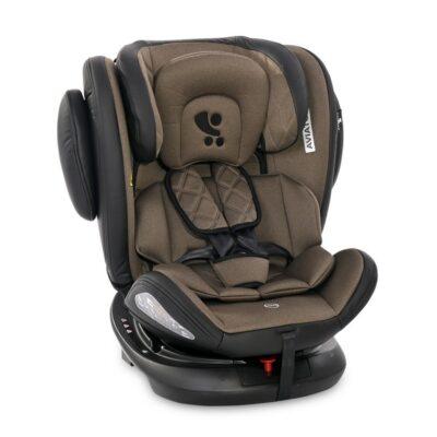 Καθισματάκι Αυτοκινήτου με Σύστημα ISOFIX – Lorelli AVIATOR SPS Isofix 0-36kg Fossil BEIGE 2021