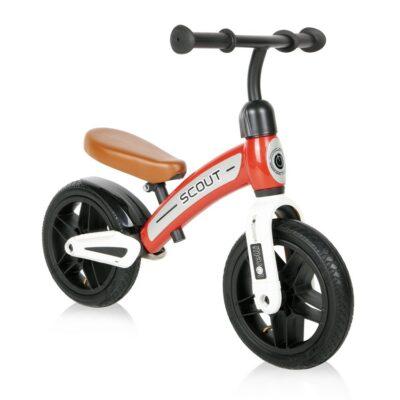 Ποδήλατο Ισορροπίας - Lorelli SCOUT /Air Wheels/ RED