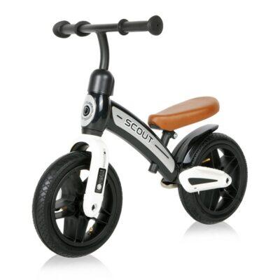 Ποδήλατο Ισορροπίας - Lorelli SCOUT /Air Wheels/ BLACK
