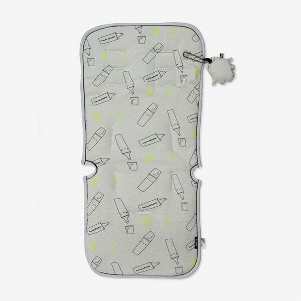 Κάλυμμα Πικέ καροτσιού & καθίσματος Αυτοκινήτου - Minene Limited Edition Cream 11133001560OS