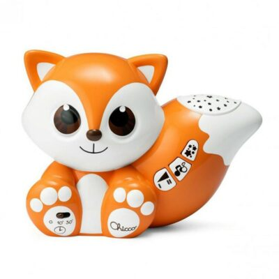 Chicco Foxy Προβολέας La Fox Αλεπουδίτσα Με Φώτα Και Μουσική Y01-10064-00