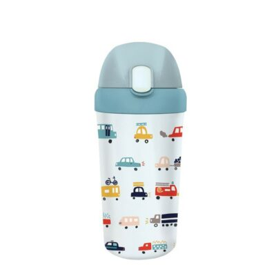 Παγουρίνο 400ml - Chic Mic Biocolo Plant Kids Cup Cars
