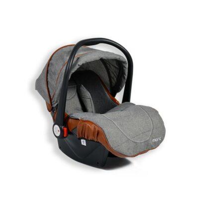 Κάθισμα Αυτοκινήτου - MONI Alma Car seat Dark Grey 0-13kg