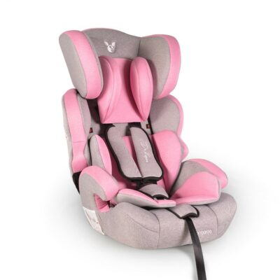 Κάθισμα Αυτοκινήτου - Cangaroo Deluxe 1-2-3 (9-36kg) Pink