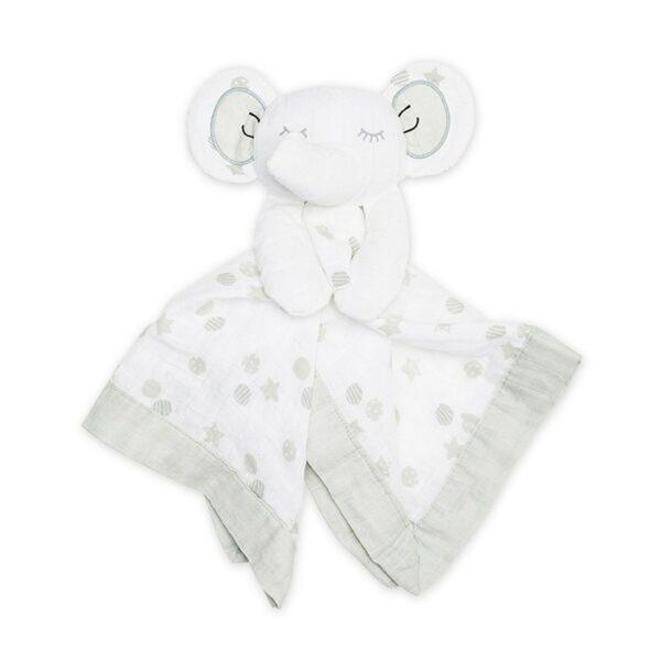 Lovies Νάνι Ελεφαντάκι - Lulujo Grey Elephant