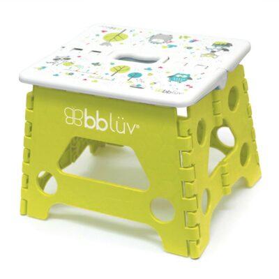 Αναδιπλούμενο Σκαλάκι - Bbluv Step Lime