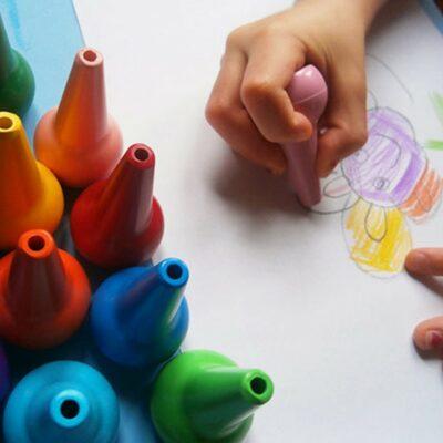 Studio Skinky Κηρομπογιές Playon Crayon Primary