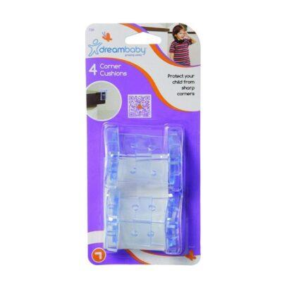DreamBaby Προστατευτικά Γωνιών 4 τμχ.
