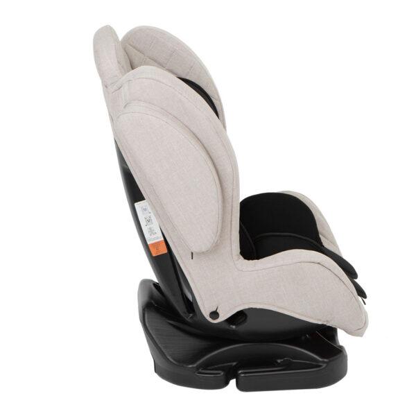 Car seat 0-1-2 (0-25 kg) Bon Voyage SPS Beige
