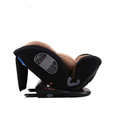 Κάθισμα Αυτοκινήτου - Kikka Boo 0-1-2-3 (0-36 kg) Multistage ISOFIX Beige